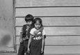 """""""My cousins Salomon and Miranda Chiniquay"""""""
