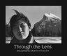 """Through the Lens"" book cover"