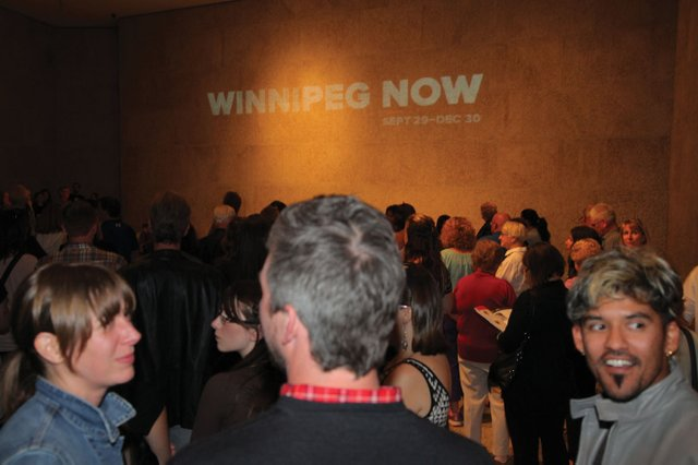 """Winnipeg Now opening"""