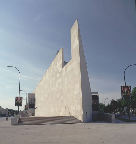 """Winnipeg Art Gallery"""