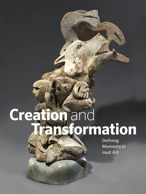 "The cover from ""Creation and Transformation"""