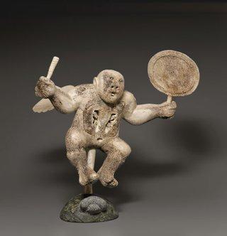 """""""Winged Shaman Drum Dancer"""""""