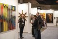 """Shaun Mayberry of Mayberry Fine Art speaks with collectors"""