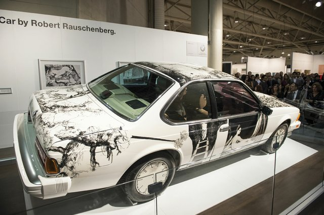 """""""BMW Art Car"""""""