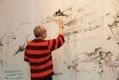 """""""Tony Yin Tak Chu: Paintings and Installation"""""""