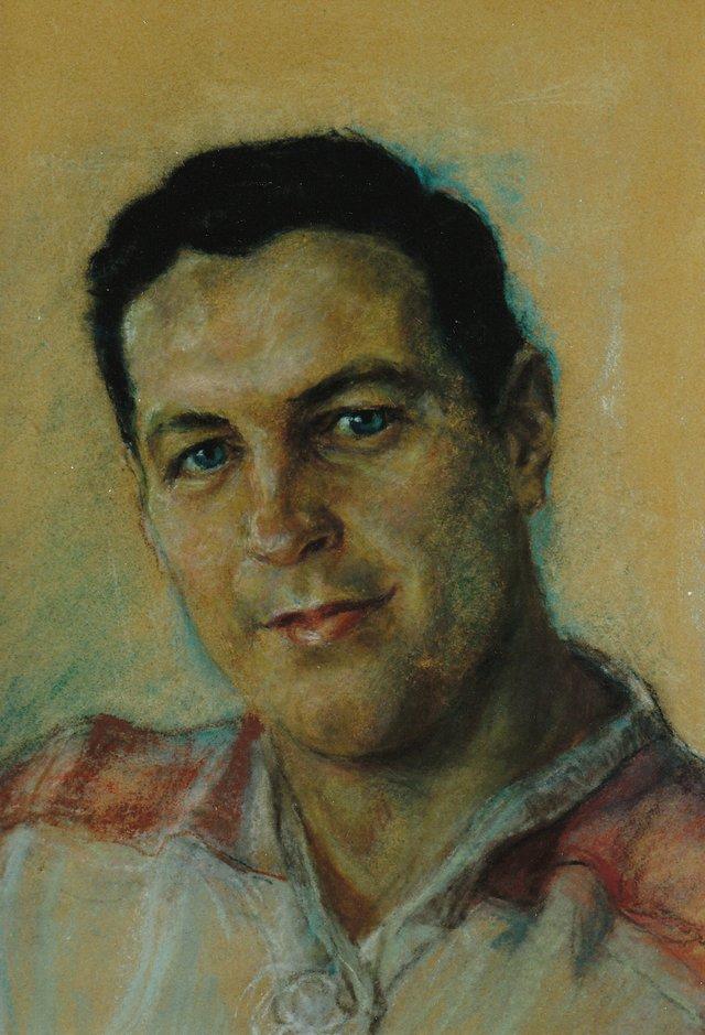 Nicholas de Grandmaison. Jean Beliveau