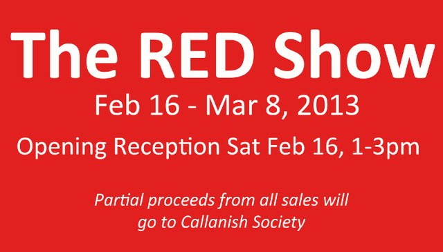"""""""The Red Show"""""""