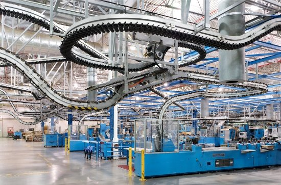 """Newspaper Conveyor System"""