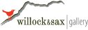 Willock and Sax Gallery logo