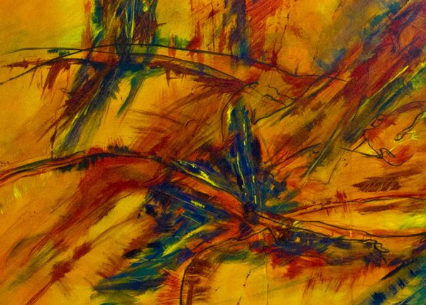 """Prairie Wind (detail)"""