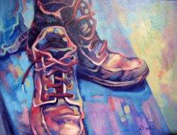 """Sophia Morrison, """"Shoes"""""""