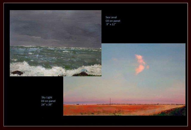 "Terry Fenton - ""Sea to Sky"" Exhibition"