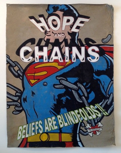 """Hope and Chains"""