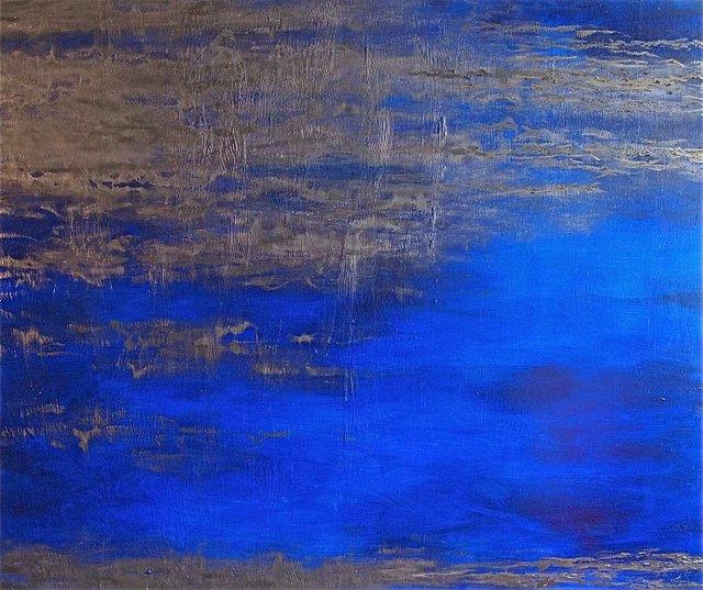 """""""Debra Van Tuinen, oil on canvas 5' x 6'"""""""
