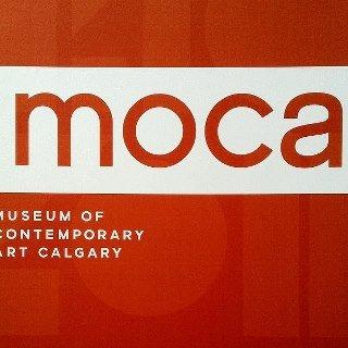 MOCA Calgary logo