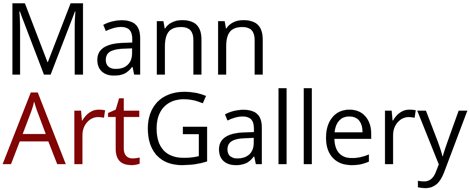 Mann Art Gallery logo