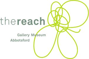 The Reach Gallery logo