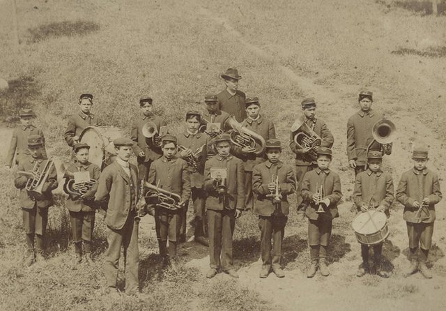 "Hannah Hatherly Maynard  ""Kuper Island Indian School, BC"" 1890"