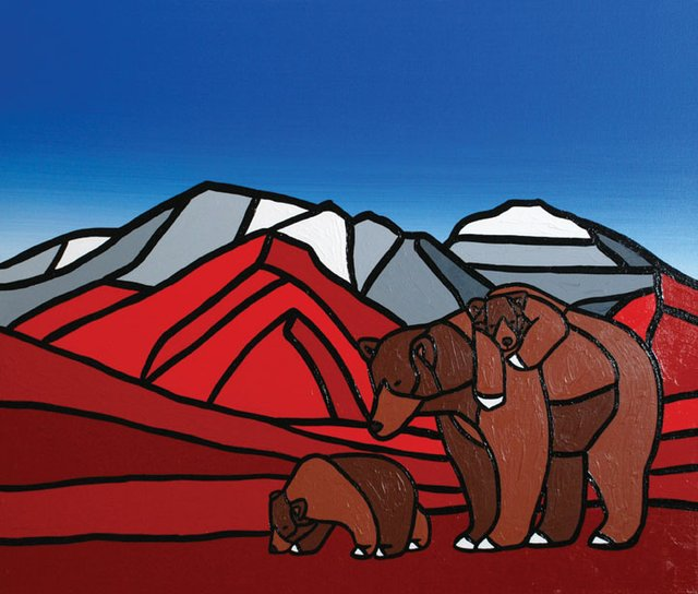 """Bear Family Canmore"""