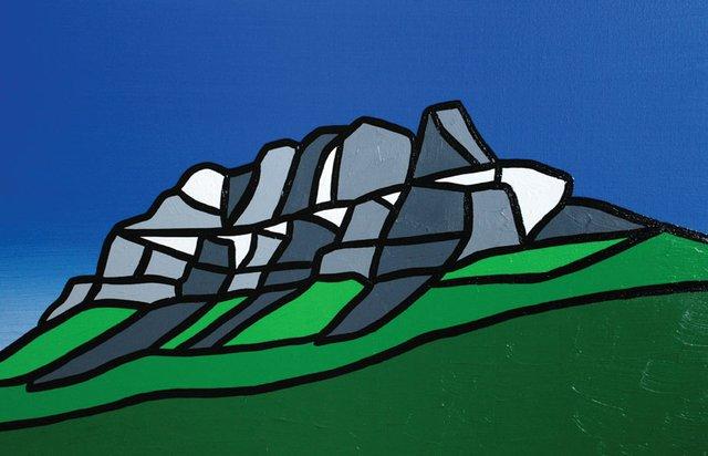 """Castle Mountain"""