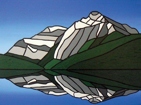 """Mount Edith Cavell"""