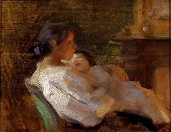 """Mother And Child"""