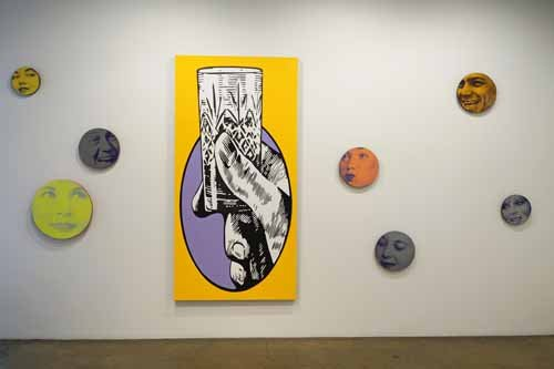 """""""Candidates and Citizens (installation view)"""""""