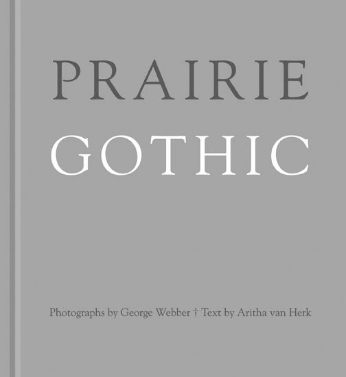 """Prairie Gothic"" book cover"