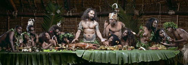 """The Last Cannibal Supper"""