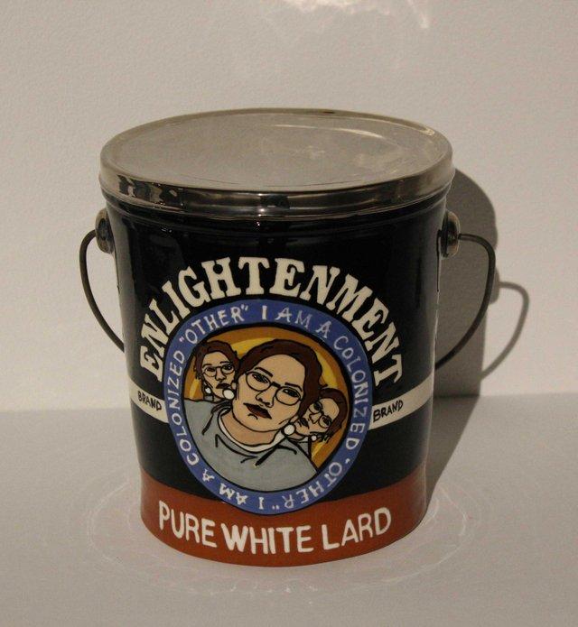 """Enlightenment Brand - Pure White Lard"""