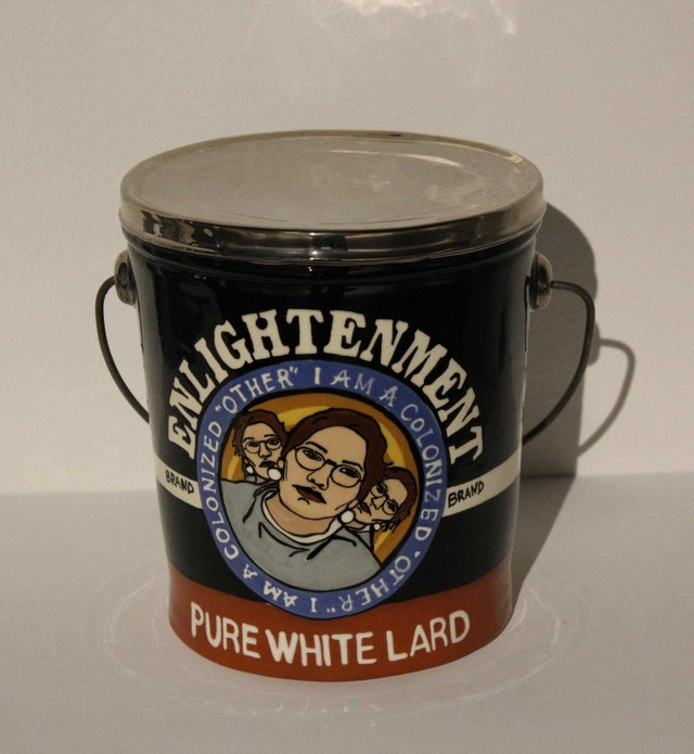"""Enlightenment Brand - Pure White Lard"""