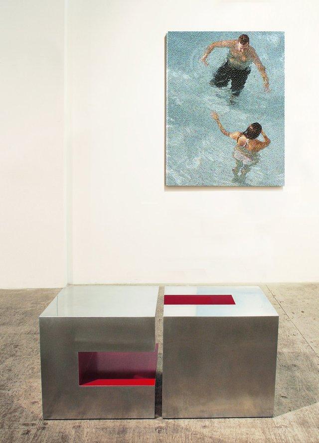 """Jennifer Kostuik Gallery Summer Group Show"""