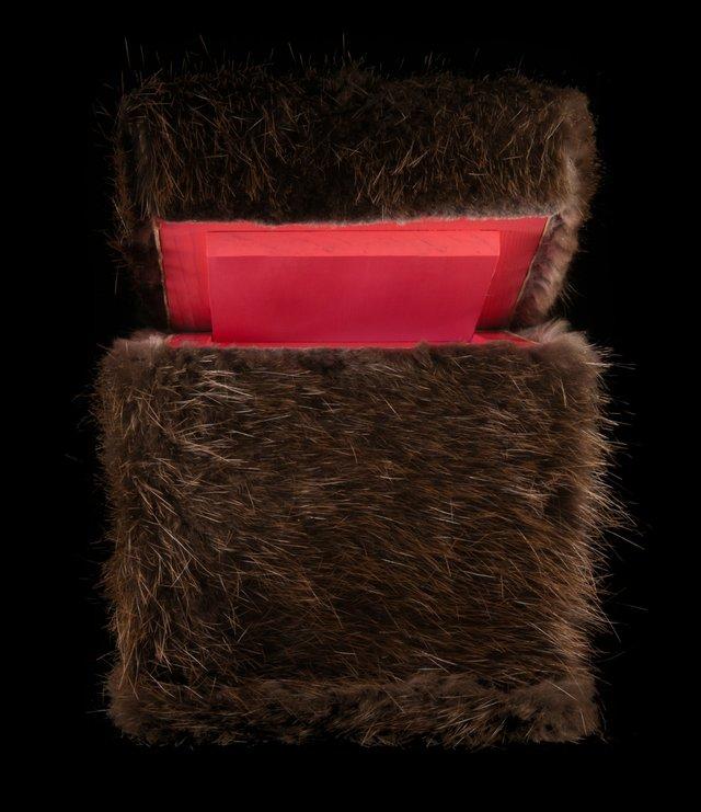 """Shawn Hunt, Heiltsuk:"""" Hot Box"""", 2013"""