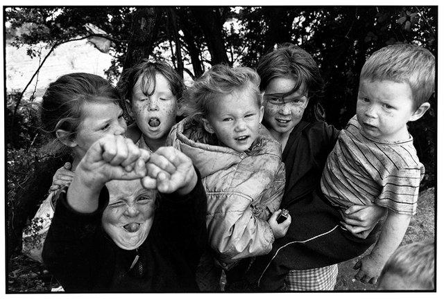 "Art Perry ""Travellers, Clondalkin, Co. Dublin"""