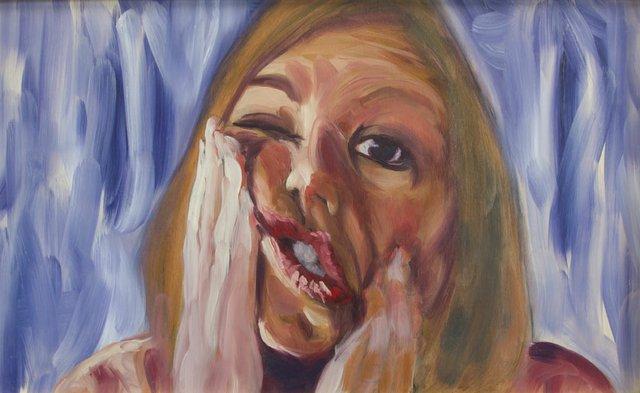 """Facial Manipulation #5"""