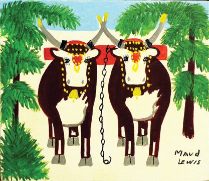 """""""Untitled – Oxen"""""""