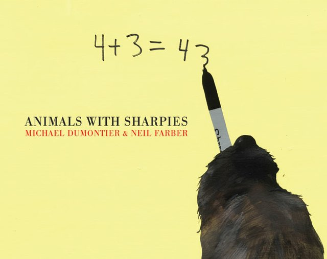"""""""Animals with Sharpies"""""""