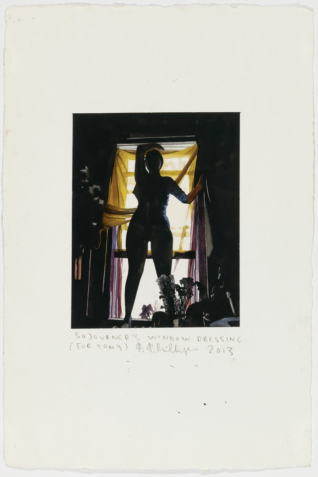 """Sojourner's window dressing"""