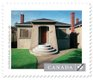 """Kozak family home now on a postage stamp"""