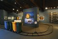 """""""Installation view of Picturing the Canadian Pacific Railway at the Whyte Museum of the Canadian Rockies"""""""