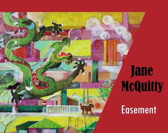 """""""Easement"""" poster"""