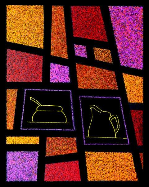 Oil Pastel2 by John Nielsen
