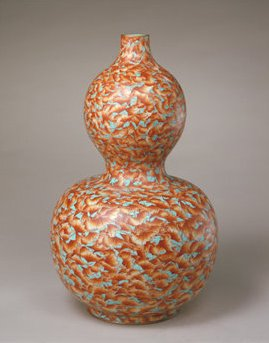 Vase, Qing Dynasty, Qianlong Period