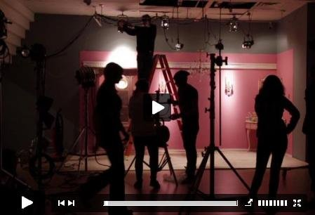 """""""In the Dollhouse"""" behind the scenes"""