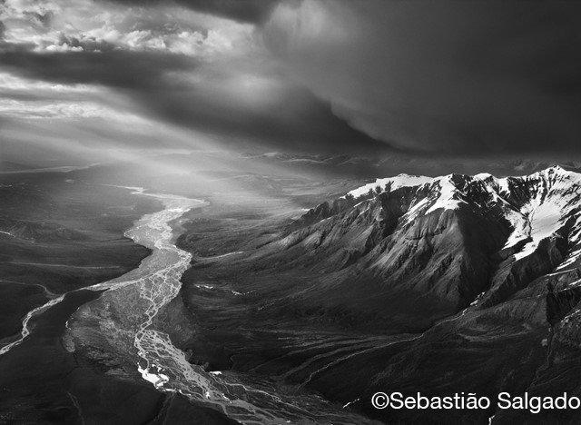 Saint Claire Creek, w ©Sebastião Salgado