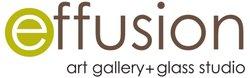 Effusion Art Gallery + Glass Studio logo