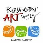 Kensington Art Supply new logo