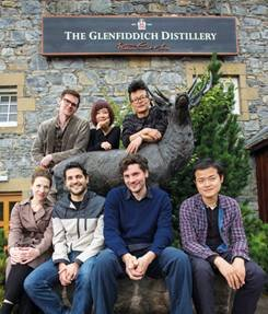 2013 Glenfiddich Artists in Residence