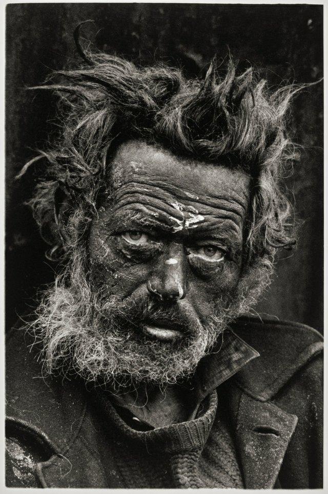 """""""Homeless Irishman"""""""