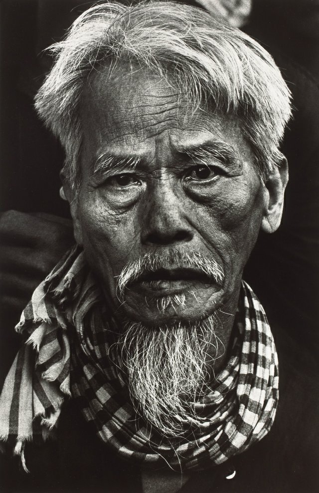 """Old Vietnamese man, Tet Offensive"""